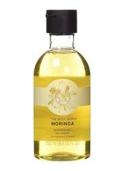 The Body Shop Moringa Floral Shower Gel, 250ml
