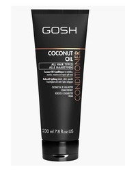 Gosh Coconut Oil Conditioner for All Hair Types, 230ml