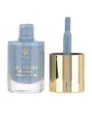 Mikyajy Gel Finish Nail Enamel, 10ml, 401, Blue