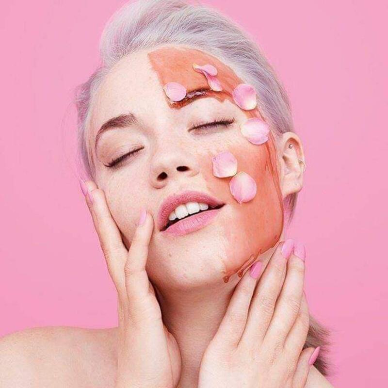 The Body Shop British Rose Fresh Plumping Mask, 75ml