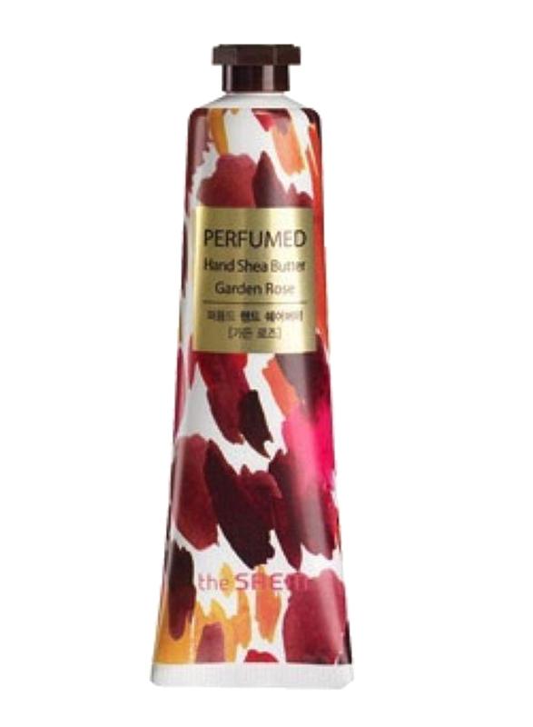 The Seam Garden Rose Perfumed Hand Shea Butter, 30ml