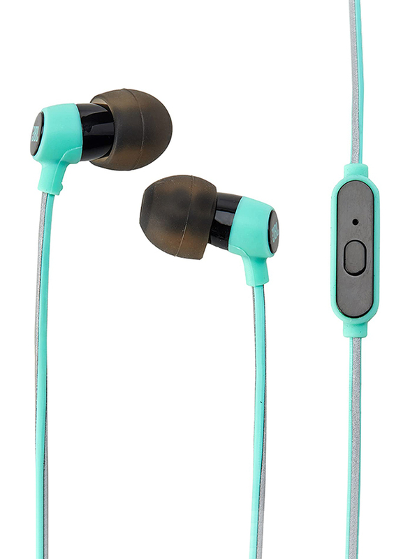 JBL Reflect Mini Lightest 3.5 mm Jack In-Ear Sport Noise Cancelling Headphone with Mic, Green