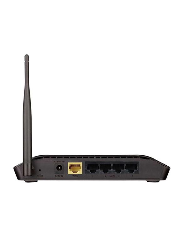 D-Link DIR-600M Wireless N150 Home Router, Black
