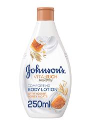 Johnson's Vita-Rich Smoothies Comforting Body Lotion, 250ml