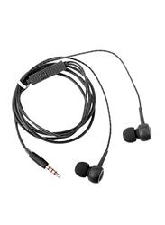 Kin Kyn K-28 3.5mm Jack In-Ear Headphones with Mic, Black
