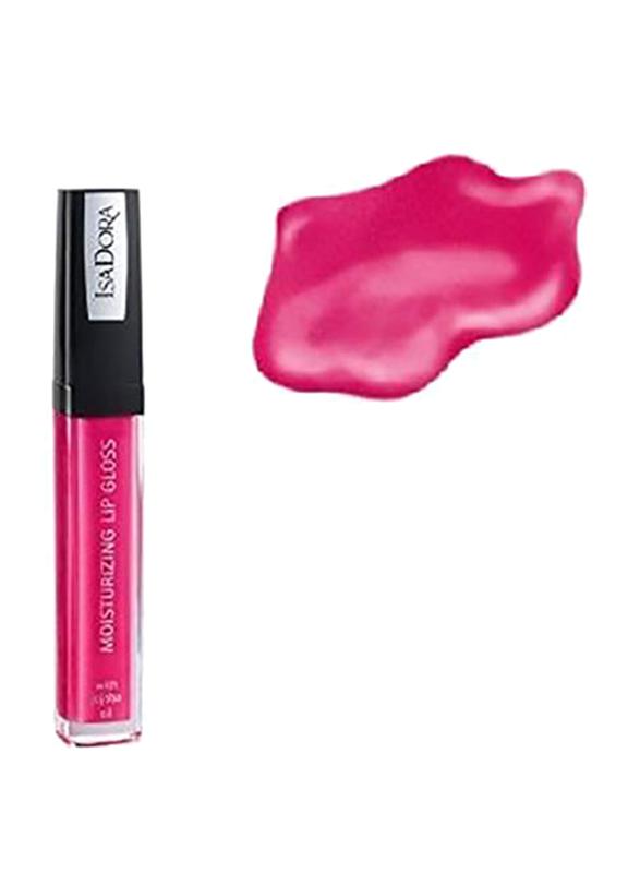 Isadora Moisture Lip Gloss, 17 Honey Suckle, Pink