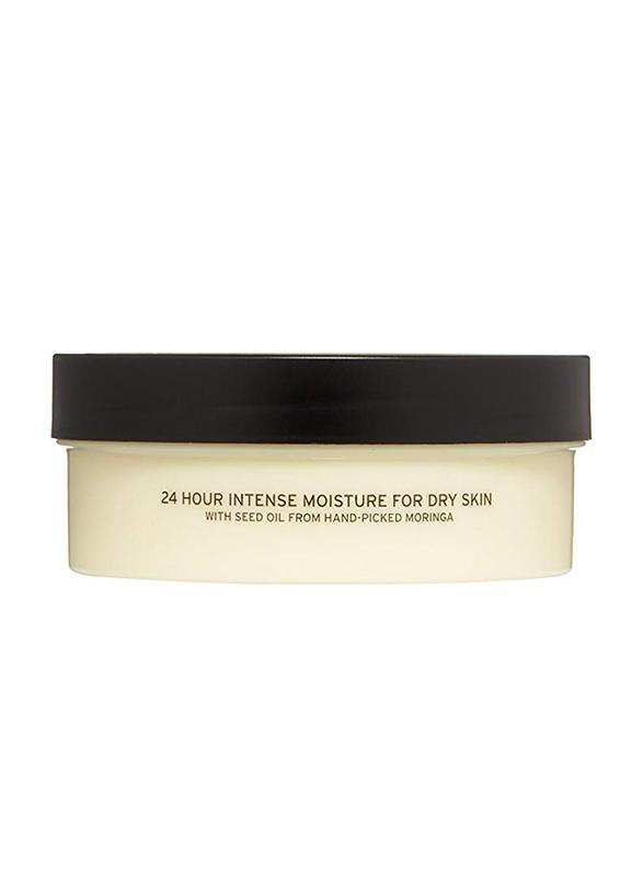 The Body Shop Moringa Body Butter Moisturiser, 50ml
