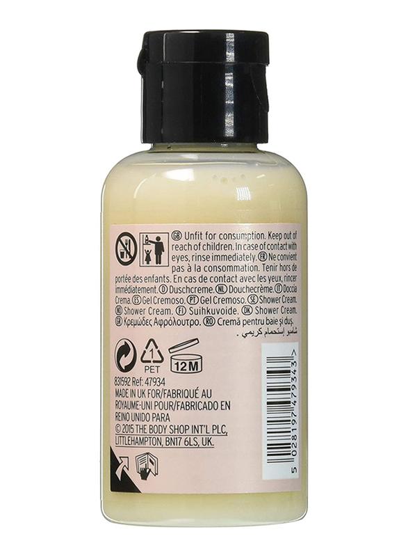 The Body Shop Shea Cocoa Shower Cream, 60ml