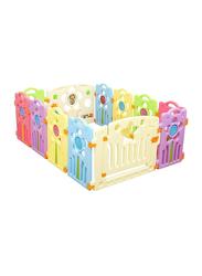Dumasafe Baby Playing Fence, Multicolour