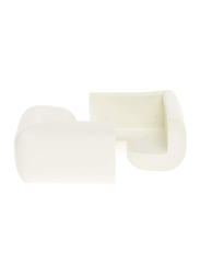 Dumasafe Corner Guard Extra Small, 2 Pieces, Ivory