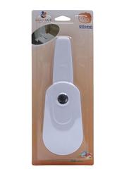 Dumasafe Toilet Lock, White