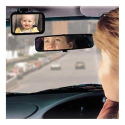 Dumasafe Baby Monitor Mirror, Black