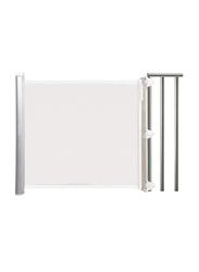 Dumasafe Retractable Safety Gate, White