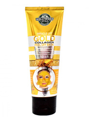 Hollywood Style Miracle Lift Gold Peel off Collagen Mask, 100ml