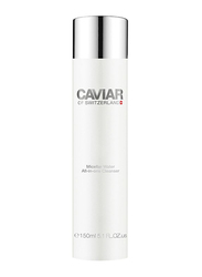 Caviar Micellar Water All in One Cleanser, 150ml, Clear