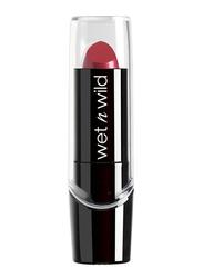 Wet N Wild Silk Finish Lipstick, 3.6gm, E538A Just Garnet, Red
