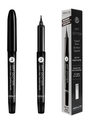 Absolute New York Marker Eyeliner, MEML03 Art Dotter, Black