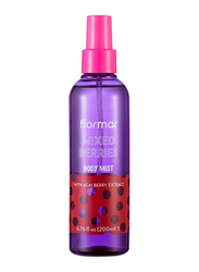 Flormar Mixed Berries 200ml Body Mist for Women