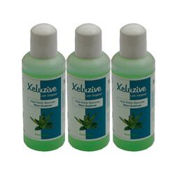 Xcluzive Aloevera Nail Polish Remover, 120ml x 3 Pieces