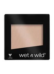 Wet n Wild Color Icon Single Eyeshadow, 1.7gm, Brulee, Brown