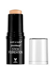 Wet N Wild Photo Focus Stick Foundation, Shell Ivory, Beige