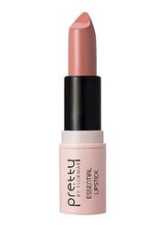 Pretty By Flormar Essential Lipstick, 4gm, 001 Nude, Beige