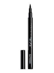 Absolute New York Ink Pen Eyeliner, 1.88gm, Ultra Black