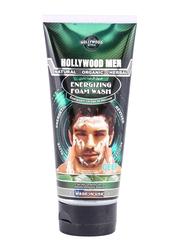 Hollywood Style Energizing Foam Wash for Men, 150ml