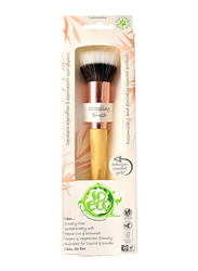 So Eco Stippling Finishing Face Brush, Beige