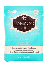Hask Bamboo Oil Strengthening Deep Conditioner, 50gm