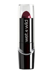 Wet N Wild Silk Finish Lipstick, 3.6gm, E537A Blind Date, Red