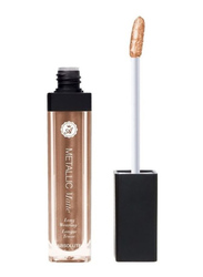Absolute New York Metallic Matte Liquid Lipstick, 5.2gm, Copper Candy, Gold
