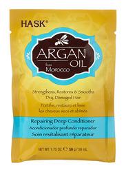 Hask Argan Oil Intense Deep Conditioning Hair Treatment, 50gm