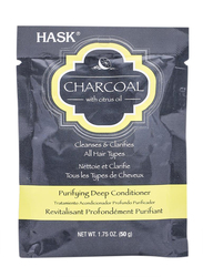 Hask Charcoal with Citrus Oil Purifying Deep Conditioner, 50gm