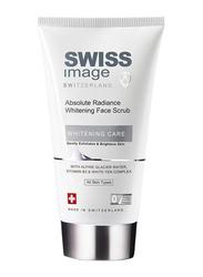 Swiss Image Whitening Care Absolute Radiance Whitening Face Scrub, 150ml