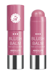 Absolute New York Stick Blush Balm, 6.5gm, Babe, Pink