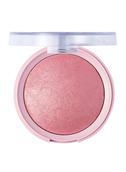 Pretty By Flormar Baked Blush, 7.5gm, 002 Pink Love, Pink