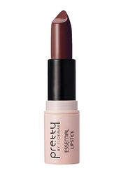 Pretty By Flormar Essential Lipstick, 4gm, 005 Cappuccino, Brown