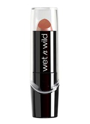 Wet N Wild Silk Finish Lipstick, 3.6gm, E531C Breeze, Orange