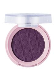 Pretty By Flormar Single Matte Eye Shadow, 3.5gm, 010 Dark Plum, Purple