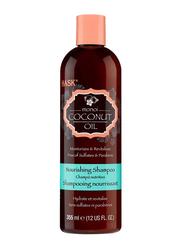 Hask Monoi Coconut Oil Nourishing Shampoo, 355ml