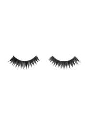 Absolute New York Fabulashes Regular Human Hair False Eyelashes, AEL14, Black