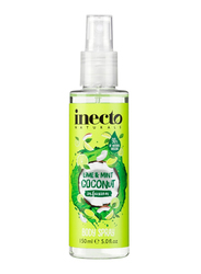 Inecto Infusions Lime & Mint Coconut 150ml Body Spray for Women