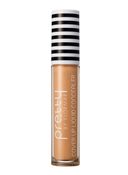 Pretty By Flormar Cover Up Liquid Concealer, 6ml, 004 Soft Beige