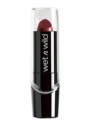 Wet N Wild Silk Finish Lipstick, 3.6gm, E536A Dark Wine, Red
