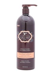 Hask Monoi Coconut Oil Nourishing Conditioner, 1Ltr
