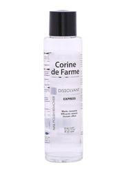Corine De Farme Express Nail Polish Remover, 200ml, White