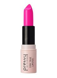 Pretty By Flormar Stay True Lipstick, 4gm, 014 Icy Fuchsia, Pink