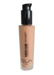 SLA Perfect Glow Photo Foundation, 30ml, Pink Tan, Beige
