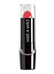 Wet N Wild Silk Finish Lipstick, 3.6gm, E542B Hot Paris Pink